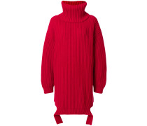 Long sleeved turtle neck