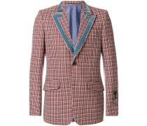 Heritage houndstooth wool jacket