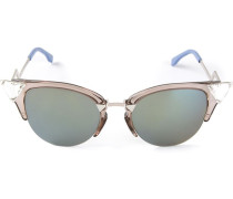 pointed jewel sunglasses