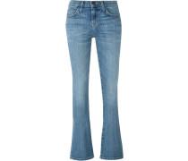 Schmale Bootcut-Jeans - women