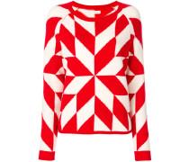 Pullover mit Schneeflocke