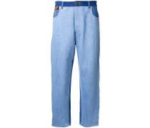 Boyfriend-Jeans - women - Baumwolle/Lyocell - 36