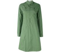 Hemdkleid mit langen Ärmeln - women - Baumwolle