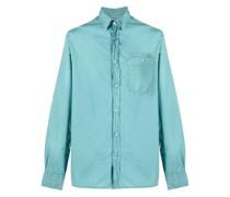 Hemd mit aufgesetzter Tasche