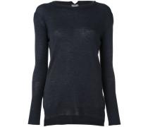 long sleeve knitted top - women