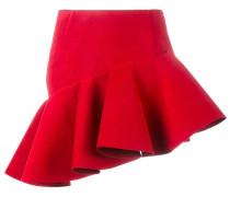 Asymmetrischer Minirock - women - Polyester - 42