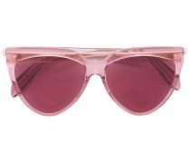 'Piercing Shield' Sonnenbrille - women