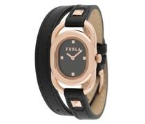 ' Studs' Armbanduhr