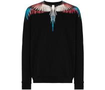 """Sweatshirt mit """"Wings""""-Print"""