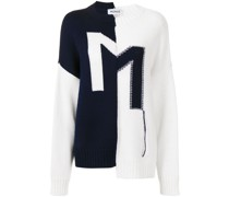 Crooked M Pullover