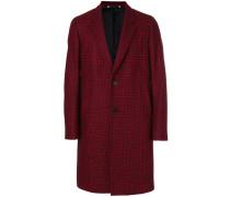 Klassischer Tweed-Mantel