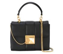 - Handtasche mit Klappdeckel - women - Kalbsleder