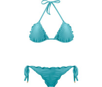 triangle bikini set - women - Polyamid/Elastan