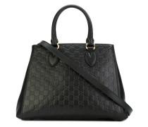Signature tote bag - women - Leder