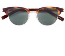 Sonnenbrille mit halben Gestell