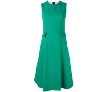 Ausgestelltes Kleid - women - Seide/Baumwolle