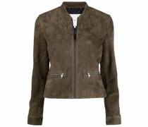 Nadia suede jacket