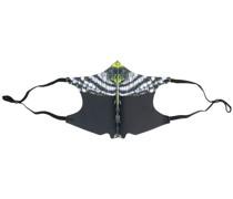 Mundschutz mit Flügel-Print