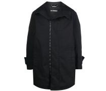oversize parka coat