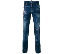 embroidered Cool Guy jeans