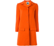 buttoned up coat
