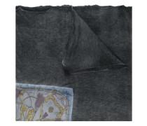 Schal mit Ketten-Print