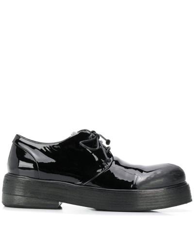 Derby-Schuhe im Oversized-Look