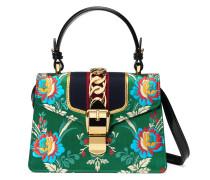 'Sylvie' Handtasche mit Schnallenverschluss