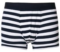 striped boxers