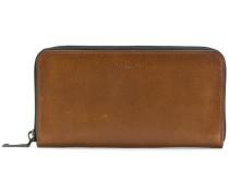 classic zip around wallet