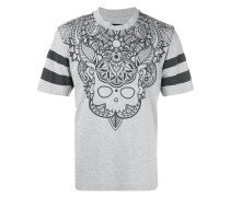 'College Tattoo' T-Shirt - men - Baumwolle - XS