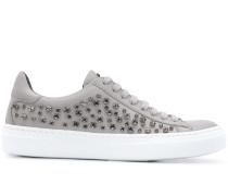 Sneakers mit Kristallen