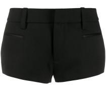 Shorts im Smoking-Stil