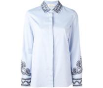 Besticktes Hemd - women - Baumwolle/Polyester