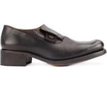 Monk-Schuhe aus Pferdeleder