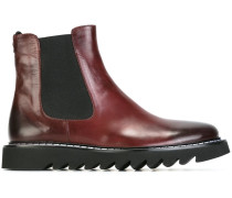 ridged sole Chelsea boots
