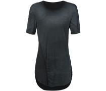 Oversized-T-Shirt mit Waschung