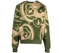 x Kansai Yamamoto Sweatshirt mit Tiger