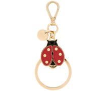 Schlüsselanhänger mit Marienkäfer