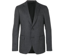single breasted suit blazer