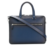 front zipped briefcase