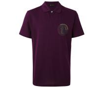 Poloshirt mit Patch - men - Baumwolle - XXL