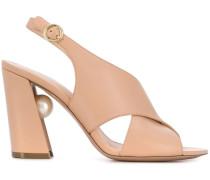 'MIRI' Sandalen mit überkreuzten Riemen