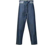 Baggy-Jeans mit Taschen