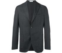 notched lapel blazer