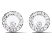 18kt 'Happy Diamonds Icons' Weißgoldohrstecker
