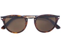 cat eye tortoiseshell sunglasses
