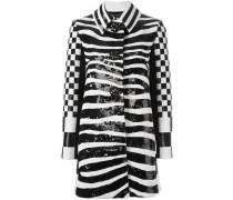 - Mantel mit Zebra-Print - women