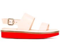 - Slingback-Sandalen mit Plateausohle - women