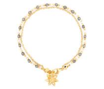 18kt gelbgoldenes 'Star Anise Biography' Armband